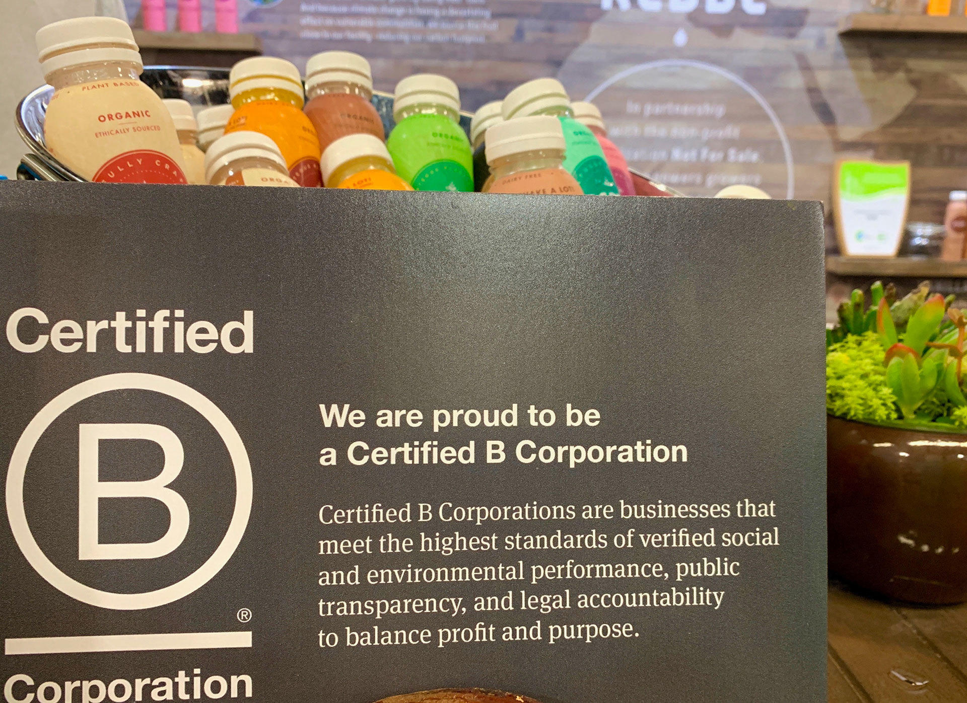 B Corp Dominance at Expo West 2019