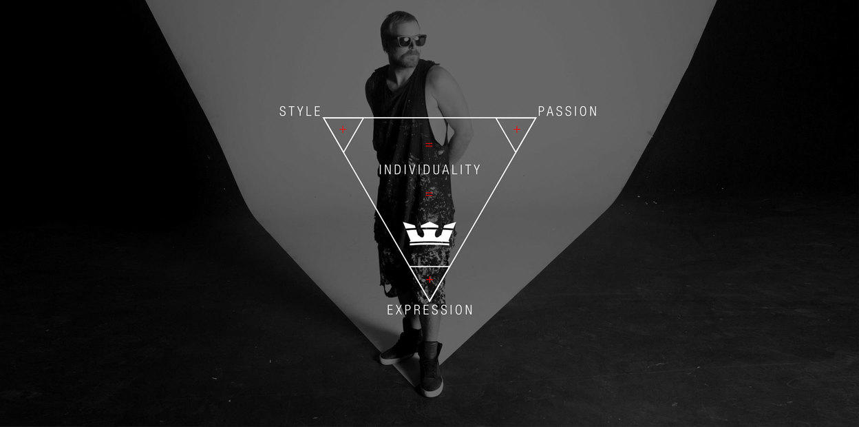 SUPRA Microsite — Style. Passion. Expression. Individuality.